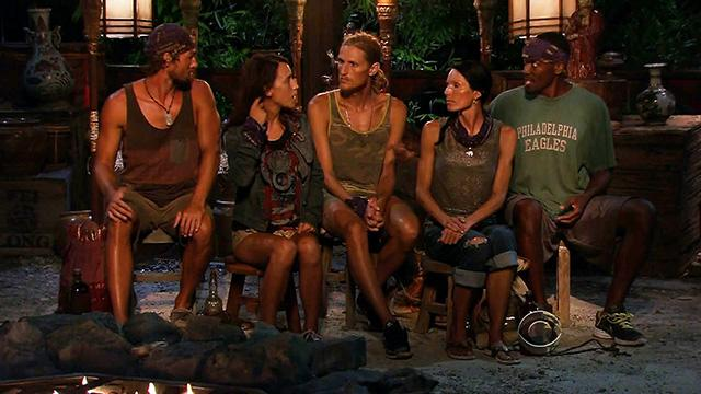 'Survivor' Gets Set for Finale