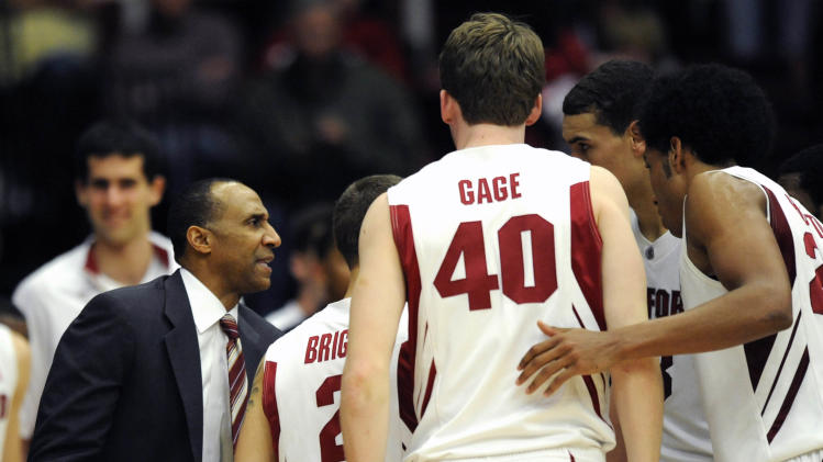 NCAA Basketball: Southern California at Stanford