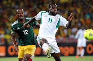 Nigeria 2-0 Ethiopia: Moses the savior as Super Eagles book confrontation with Cote d'Ivoire
