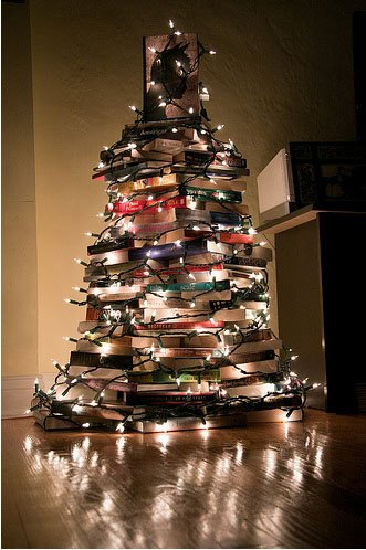 Bookmas Tree