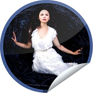 'Once Upon a Time' GetGlue sticker