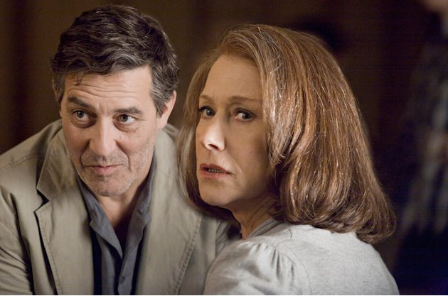 The Debt Focus Features 2011 Ciaran Hinds Helen Mirren