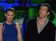 Blake Lively And Ryan Reynolds Get Intimate