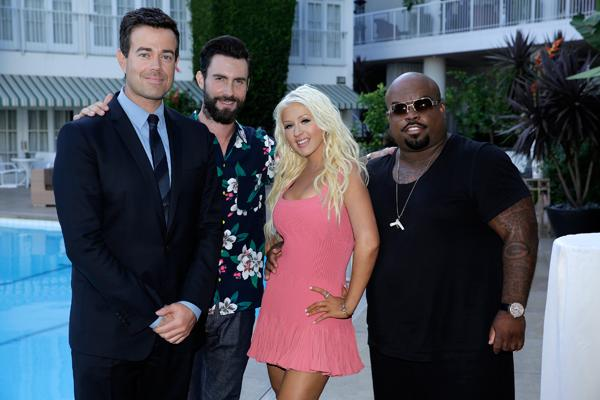 Cee Lo Green, Christina Aguilera Return to 'The Voice'