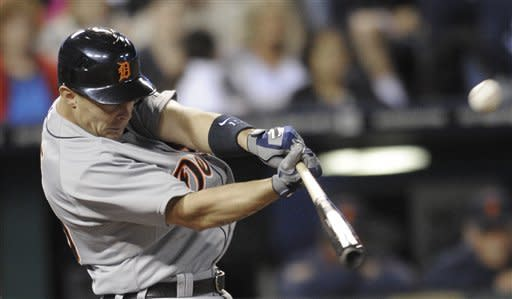 Verlander pitches Tigers to 3-2 win over Royals