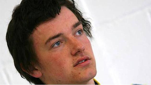 GP2 - Palmer fastest in Singapore practice
