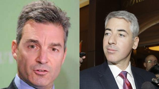 Danial Loeb and Bill Ackman