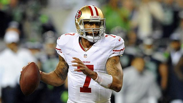 Simple solutions for Kaepernick against Seattle