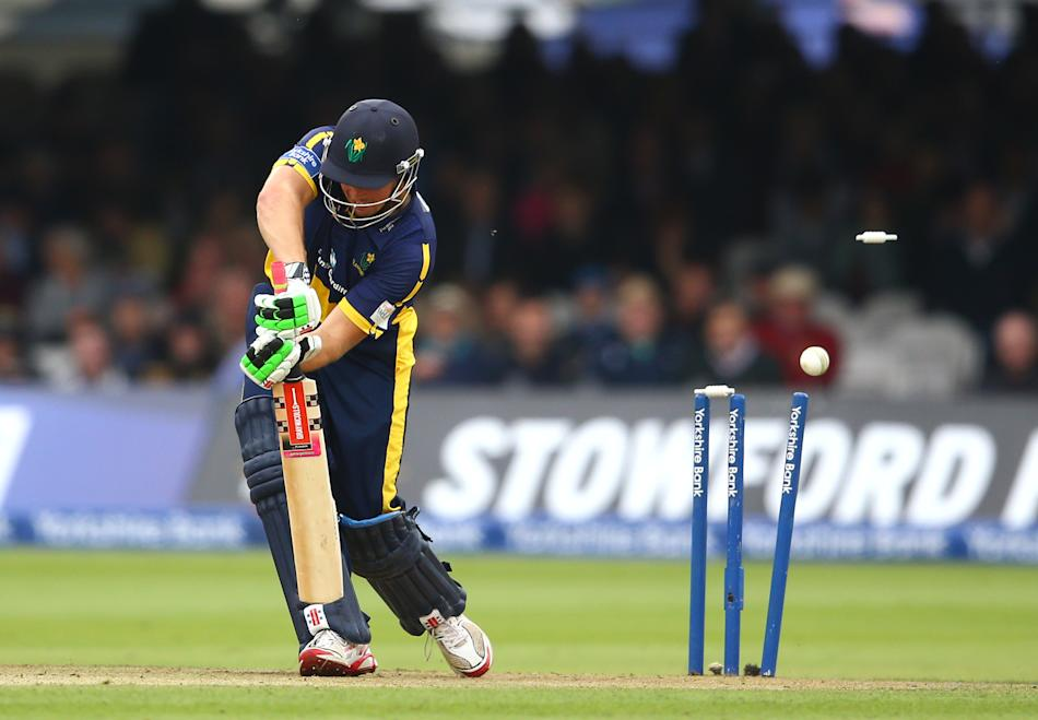 Glamorgan v Nottinghamshire - Yorkshire Bank 40 Final