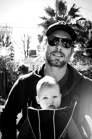 Cute Pictures! Jessica Simpson Shares New Shots of Baby Maxwell With Dad Eric Johnson