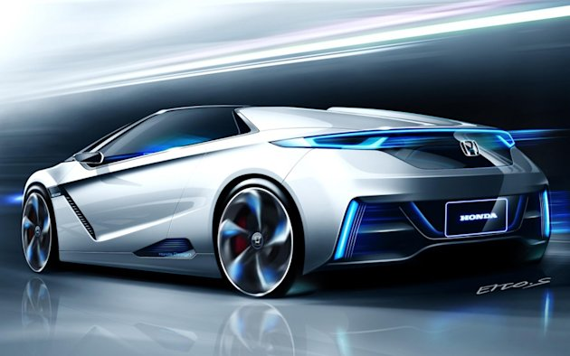 Honda Motor Co Ltd Announced Its Lineup Of Production And Concept Model