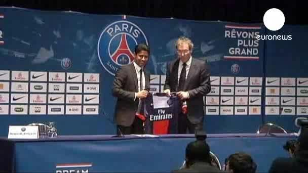Blanc unveiled as new PSG coach