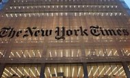 China 'Hacked New York Times' Computers