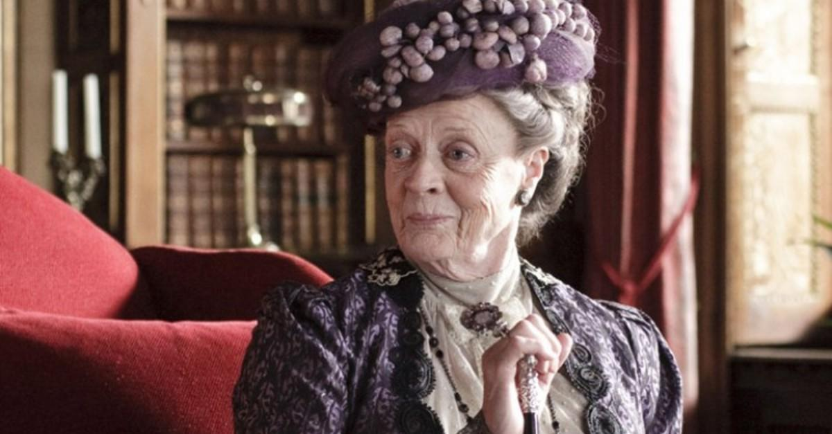 19 Times The Dowager Countess Ruled