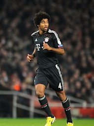 File photo dated 19/02/2013 of Bayern Munich's Dante.