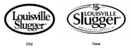 Louisville Slugger Hits It Out of the Ballpark with Its New Logo image Slugger Logos 300x114