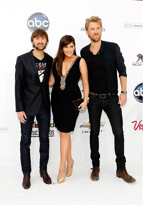 Lady Antebellum Billboard Msc Aw