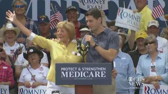 Ryan: Medicare was there for …