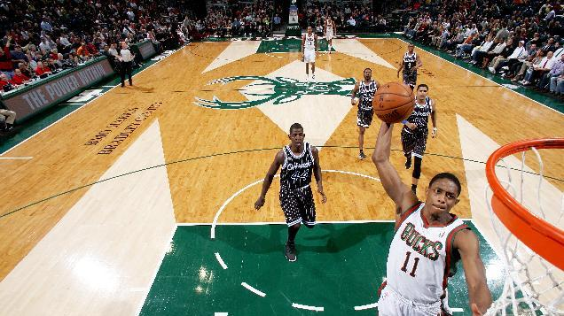 Knight leads Bucks past Magic 105-98