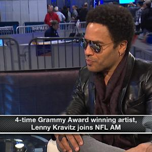 Lenny Kravitz promises surprises during Super Bowl halftime show