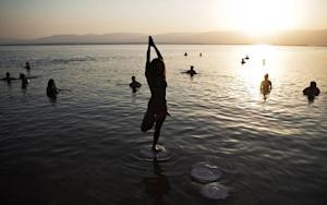 The Dead Sea Is Disappearing