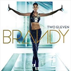 "This CD cover released by RCA/Chameleon Records shows the latest release by Brandy, ""Two Eleven."" (AP Photo/RCA/Chameleon Records)"