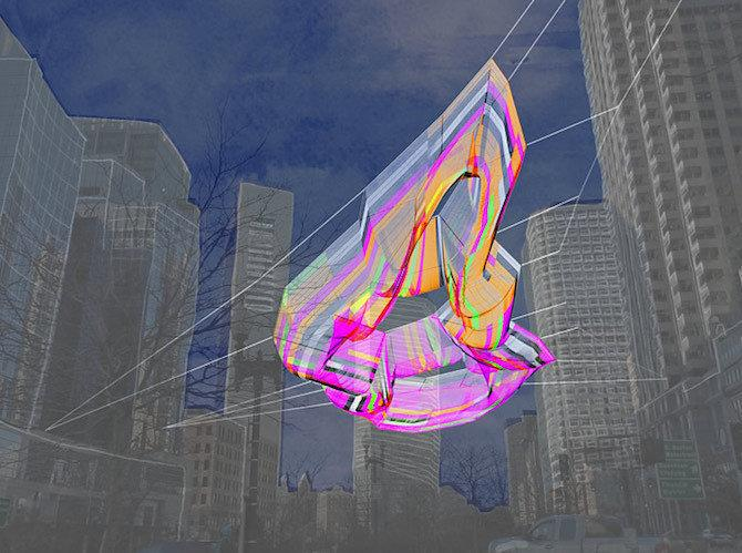 Janet Echelman Bringing Inventive Art Installations to Boston, Philly