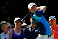Rory McIlroy of Northern Ireland during the second round of The Players Championship in Ponte Vedra Beach, Florida, on May 11. McIlroy opened with a 72, then followed with a 76 to miss the cut for the first time in more than a year