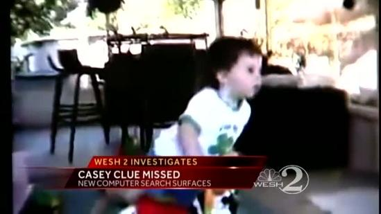 New evidence uncovered in Casey Anthony case