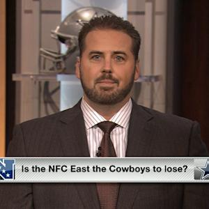 NFC East still up for grabs
