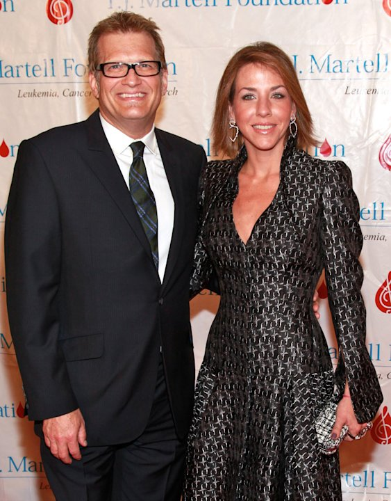 Drew Carey, Nicole Jaracz