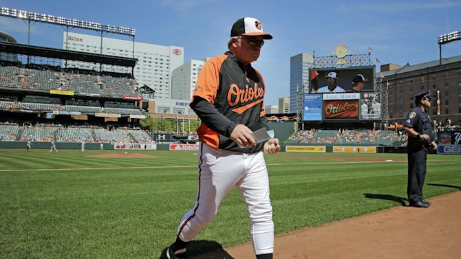 Orioles deal Yankees 1st DH sweep since 2006