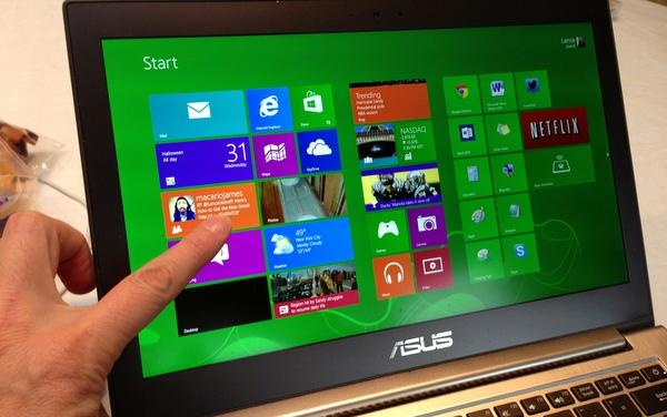 Microsoft Is Right About Touchscreen Computers