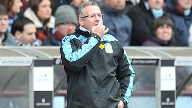 Paul Lambert (PA Photos)