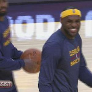 Inside Audio Assist:  LeBron James