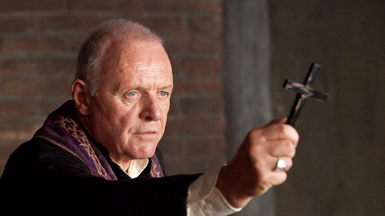 The Rite 2011 Warner Bros Pictures Anthony Hopkins