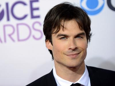 Ian Somerhalder on 'TVD' Spinoff, 'Fifty Shades'