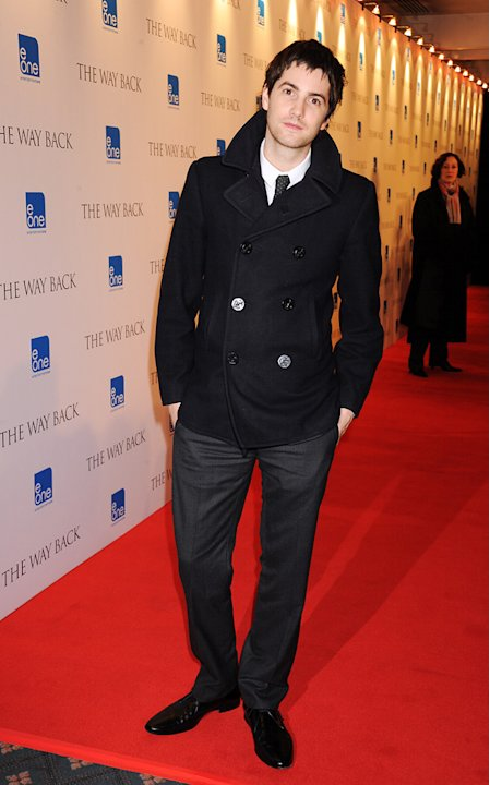 The Way Back UK Premiere 2010 Jim Sturgess