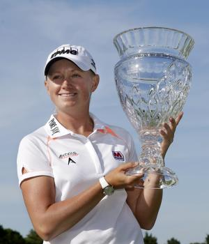 Stacy Lewis set for another title chase