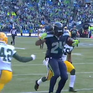 What is the importance of Seattle Seahawks running back Marshawn Lynch returning in 2015?