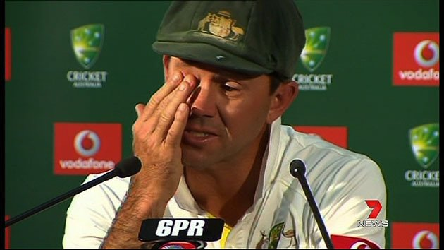 Ponting ponders life after cricket
