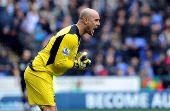 Reina: It would be hard to turn down Barcelona