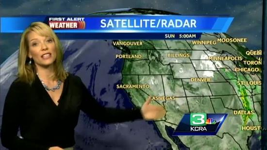 Eileen's Sunday Morning Forecast 2.10.13