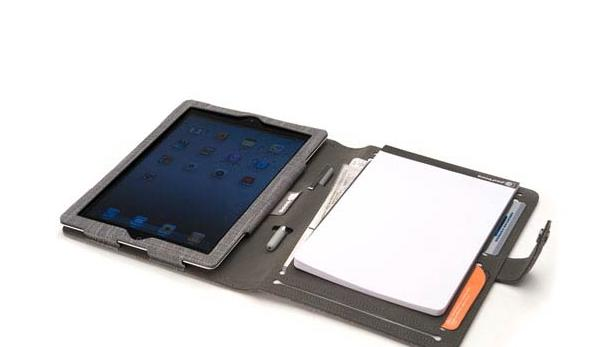 7 Stylish iPad Cases With Notepads