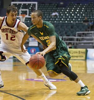 George Mason rallies to beat Saint Mary's 65-63