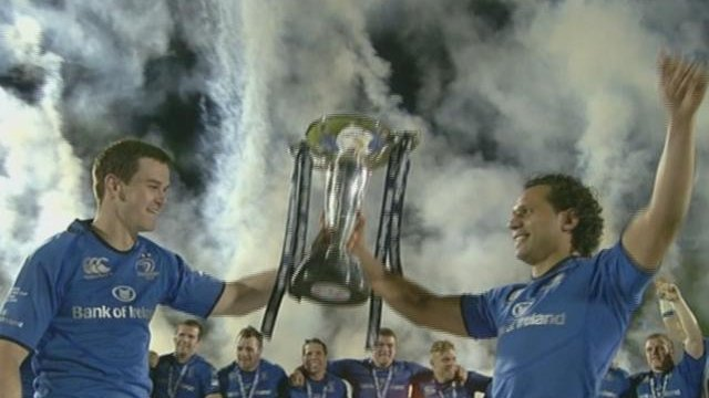 Le Leinster trop fort pour le Stade Franais