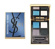 "The ""Devoted To Fans"" Facebook inspired eye shadows by Yves Saint Laurent"