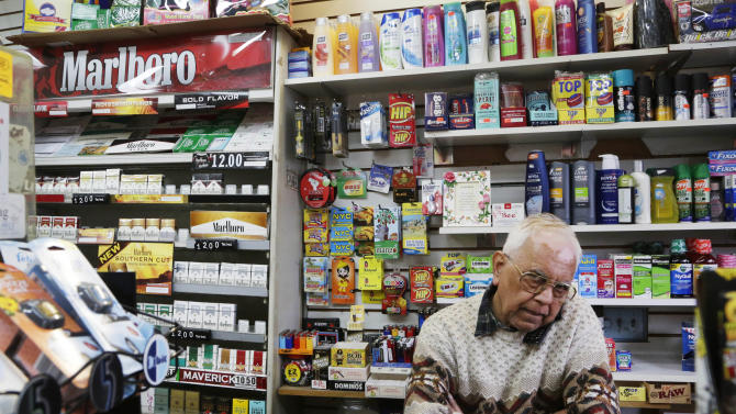 NYC looks to bump tobacco from prime retail space