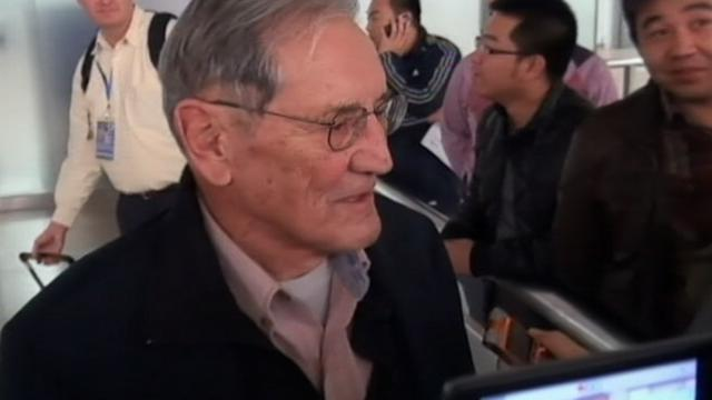American Veteran Merrill Newman Released From North Korea