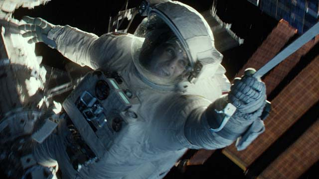 'Gravity' Theatrical Trailer